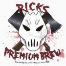Ricks Brew by Jack Burton