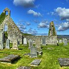 Balnakeil Church by VoluntaryRanger