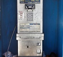 Payphone by buttonphoto
