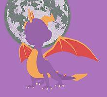Spyro the Dragon by Dimeji
