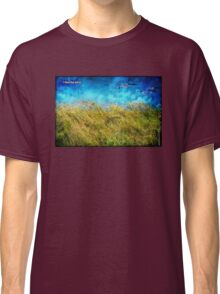 I feel the wind Classic T-Shirt