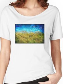 I feel the wind Women's Relaxed Fit T-Shirt