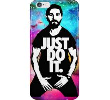 JUST DO IT!!! NEBULA GALAXY II iPhone Case/Skin