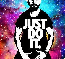JUST DO IT!!! NEBULA GALAXY II by Shabiya