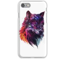 Howl of the Stars iPhone Case/Skin