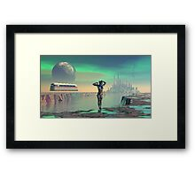 A  I Charlizebot's Picks Framed Print