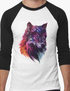 Howl of the Stars Men's Baseball ¾ T-Shirt