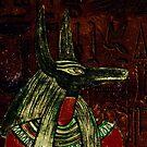 Anubis by Vanessa Barklay