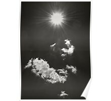 sun_clouds Poster
