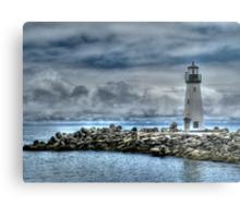 Lighthouse Memories Metal Print