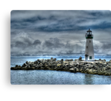Lighthouse Memories Canvas Print