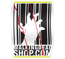 Walking Dead Shop Poster