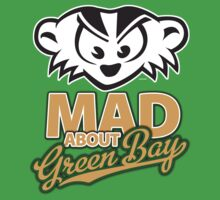 Mad About Green Bay! by gstrehlow2011