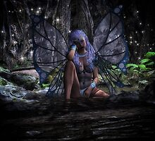 Forest Fairy by Gypsykiss
