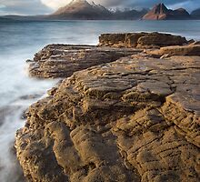 Elgol Light by Christopher Cullen