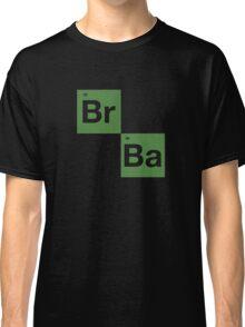 Breaking Bad - BrBa Logo Classic T-Shirt