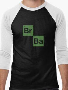 Breaking Bad - BrBa Logo Men's Baseball ¾ T-Shirt