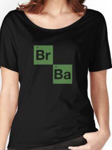 Breaking Bad - BrBa Logo Women's Relaxed Fit T-Shirt