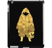 Monogatari - Suruga Monkey (variant 2, stained) iPad Case/Skin