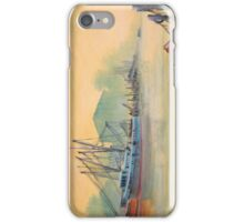 Tarpon Springs Florida - Sponge Docks iPhone Case/Skin