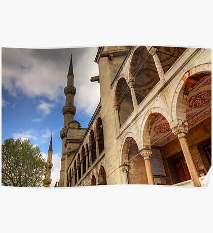 Sultanahmet Patterns - Istanbul, Turkey Poster