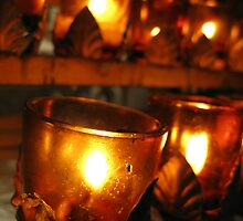 Candles of Faith by CavyGirl