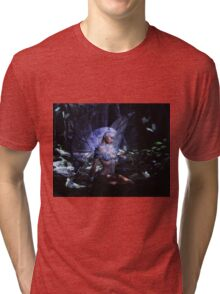 Forest Fairy 2 Tri-blend T-Shirt