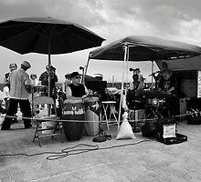 Rhythms - Coney Island, New York by Ben Prewett