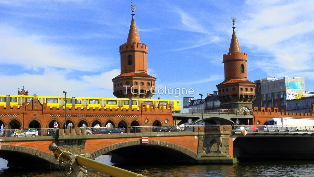 BERLIN OBERBAUM-BRUECKE by TCL-Cologne