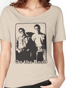 Jack Kerouac On the Road Women's Relaxed Fit T-Shirt