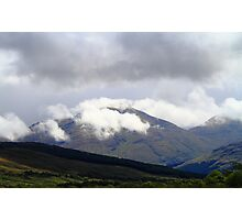The Mighty Ben More Photographic Print