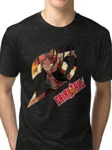Natsu Dragneel  Tri-blend T-Shirt