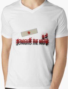 Tonight. Mens V-Neck T-Shirt