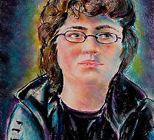 Portrait  30. 09.  2010 by Peter Shearer