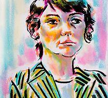 Portrait  26. 05.  2011 by Peter Shearer