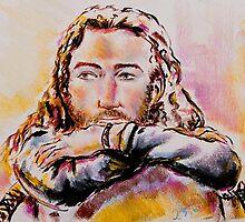 Portrait  23. 06.  2011 by Peter Shearer