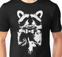 Classy Raccoon Unisex T-Shirt