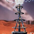 Tesla Coil by Valentin Florea