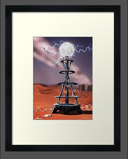 Tesla Coil by Valentin Florea