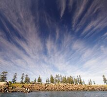 Kiama Clouds by Linda Fury