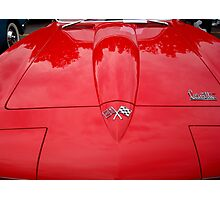 Lil Red Corvette ^ Photographic Print