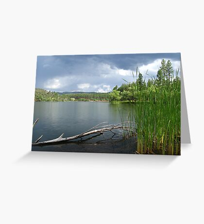 Lynx Lake in Prescott, AZ Greeting Card