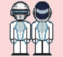 Daft Punk Derezzed Kids Clothes
