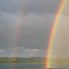 Double Rainbow by Jan Morris
