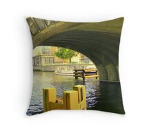 BERLIN - SPREELOOK! Throw Pillow
