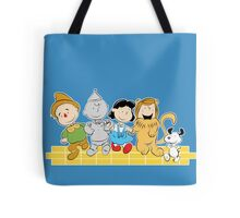 The Peanuts of Oz Tote Bag