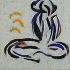 blue buddha one. by losangmonlam