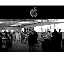 Apple Store Photographic Print