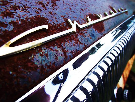 Chevrolet dash by bulldawgdude