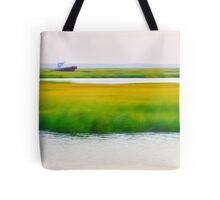 Sea Praries Tote Bag